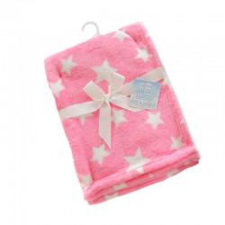 Fleece Star Blanket