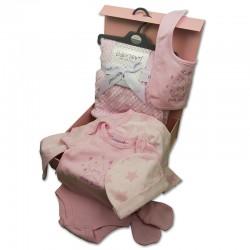 6 Piece Gift Box Pink