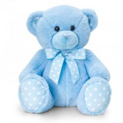 Blue Spotty Teddybear