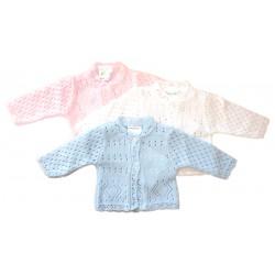 Prem baby cardigan 3-5lbs