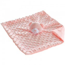 Dimple Teddy Comforter with...